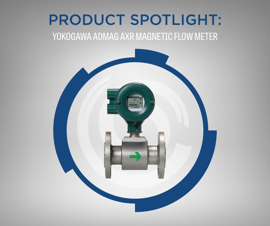 Yokogawa Admag Axr Magnetic Flow Meter